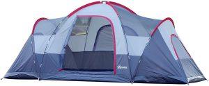 tente de camping 4 personnes automatique